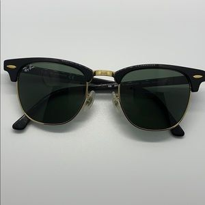 Authentic Clubmaster Ray Ban Shades from Macys